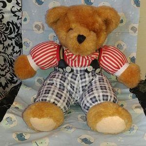 Super cute teddy bear 13 inches tall